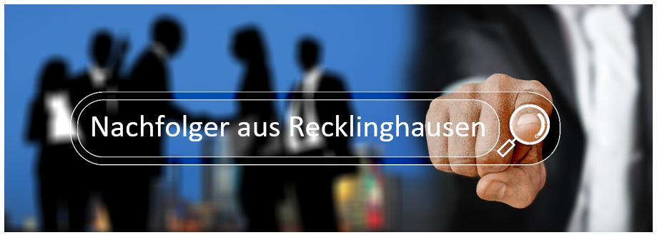 Maklerbestand verkaufen Recklinghausen